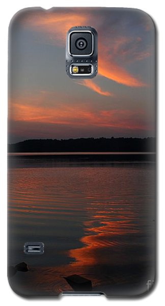 Galaxy S5 Case featuring the photograph Summer Serenity by Geri Glavis