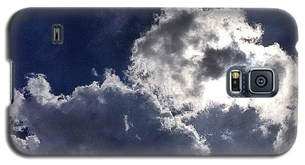 Summer Sky  Galaxy S5 Case by Nic Squirrell