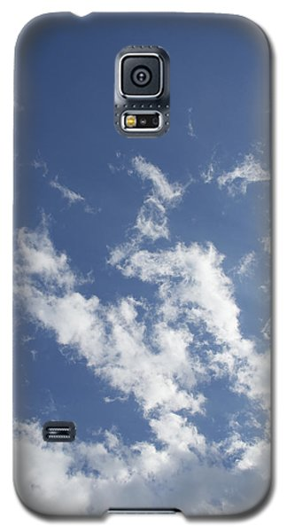 Galaxy S5 Case featuring the photograph Summer Sky by Dorothy Maier
