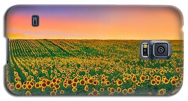 Summer Slumber Galaxy S5 Case