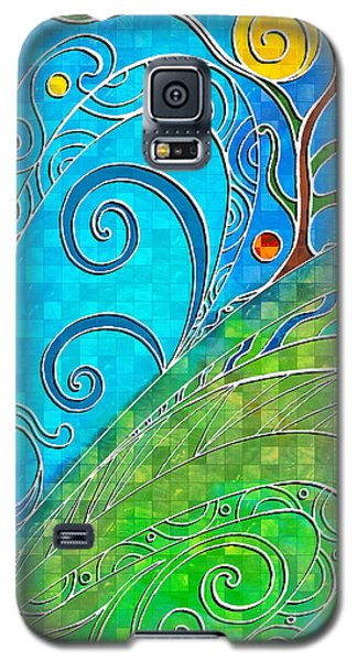 Summer Solstice Galaxy S5 Case by Shawna Rowe