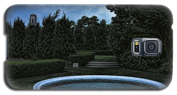 Summer Storm Coming Bahai Temple Galaxy S5 Case by John Hansen