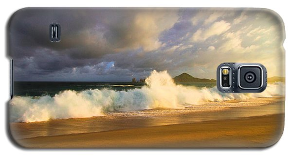 Galaxy S5 Case featuring the photograph Summer Storm by Eti Reid