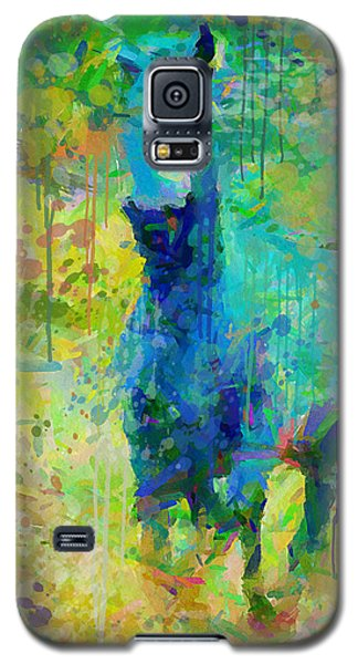 Summer Storm Galaxy S5 Case