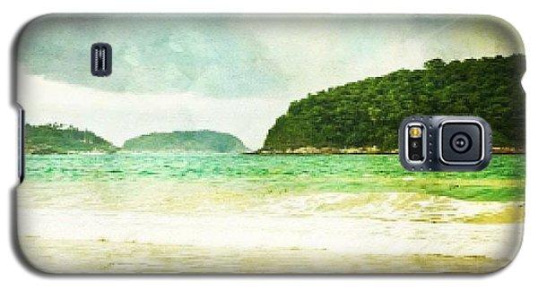 Sunny Galaxy S5 Case - #summer #summertime #sun #tagsforlikes by Georgia Fowler