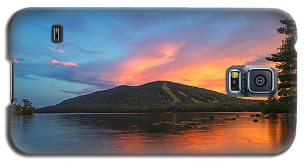 Summer Sunset At Shawnee Peak Galaxy S5 Case