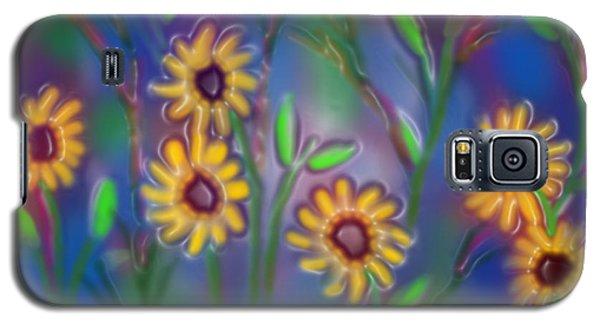 Galaxy S5 Case featuring the digital art Summer Time Sadness by Latha Gokuldas Panicker