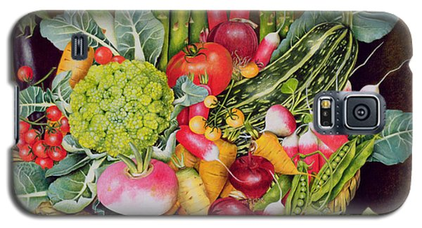 Summer Vegetables Galaxy S5 Case by EB Watts