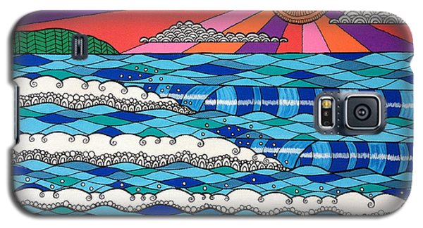 Summer Vibes Galaxy S5 Case by Susan Claire