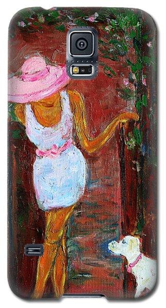 Summer Visitor Galaxy S5 Case