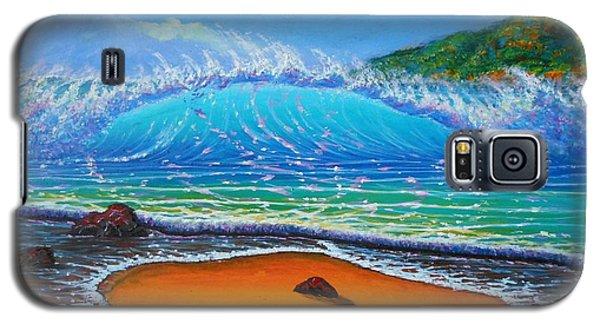 Summer Winds Galaxy S5 Case