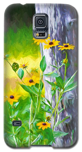 Summers Colors Galaxy S5 Case by Linda Segerson