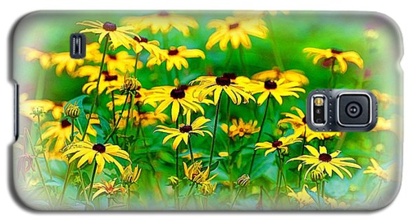 Galaxy S5 Case featuring the photograph Summertime 7 by Ludwig Keck