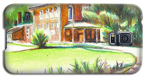 Summertime At Ursuline No C101 Galaxy S5 Case