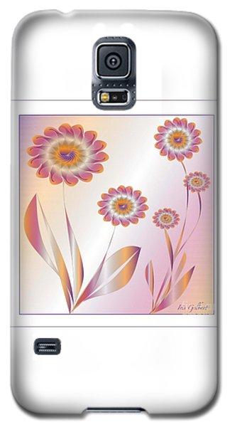 Summerwork Duvet Cover And Pillow Galaxy S5 Case