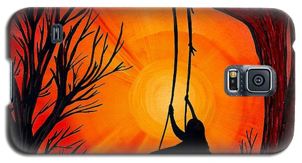 Summoned By The Sun Galaxy S5 Case