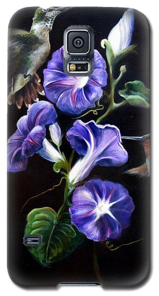 Galaxy S5 Case featuring the painting Sumptuous Delight by Phyllis Beiser