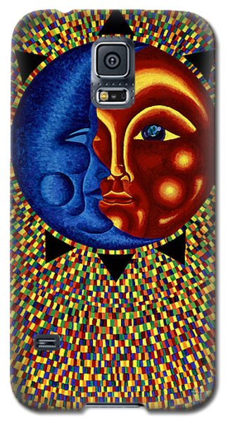 Sun And Moon II Galaxy S5 Case