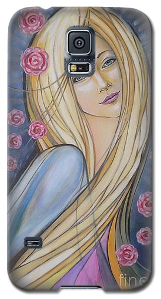 Sun And Roses 081008 Galaxy S5 Case