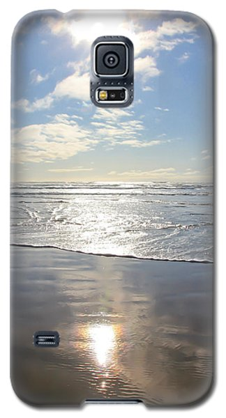 Sun And Sand Galaxy S5 Case by Athena Mckinzie