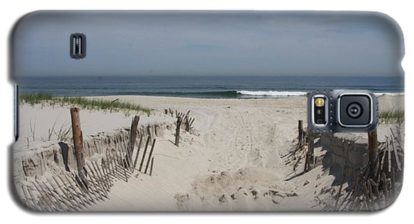 Sun And Sand Galaxy S5 Case by Christiane Schulze Art And Photography