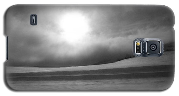 Sun And Snow Galaxy S5 Case by Tarey Potter