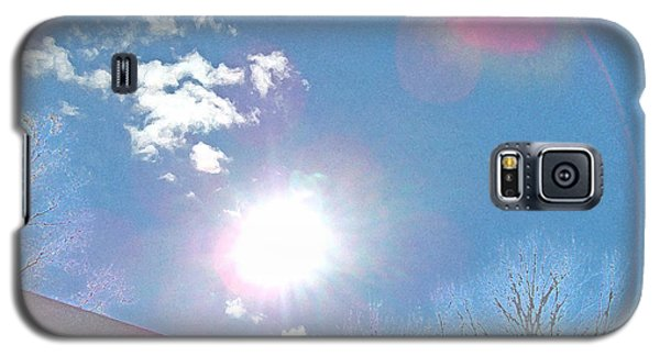 Sun Bow Galaxy S5 Case by Skyler Tipton