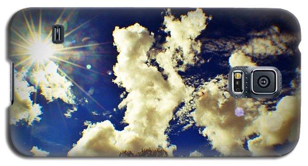 Sun Bubbles Galaxy S5 Case
