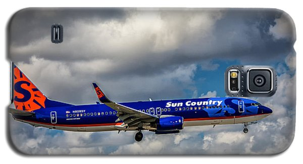 Sun Country Boeing 737 Ng Galaxy S5 Case