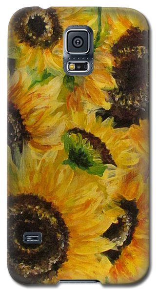 Sun Danse Galaxy S5 Case by France Laliberte