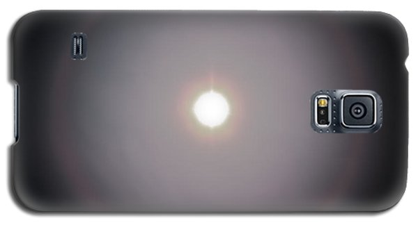 Galaxy S5 Case featuring the photograph Sun Dog by Joel Loftus