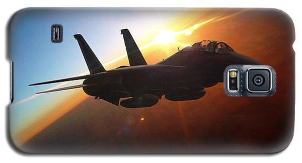 Sun Flash Galaxy S5 Case by Dorian Dogaru