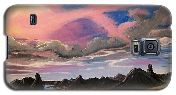 Arizona Sunrise  Galaxy S5 Case