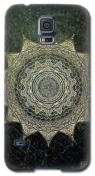 Sun Mandala - Background Variation Galaxy S5 Case