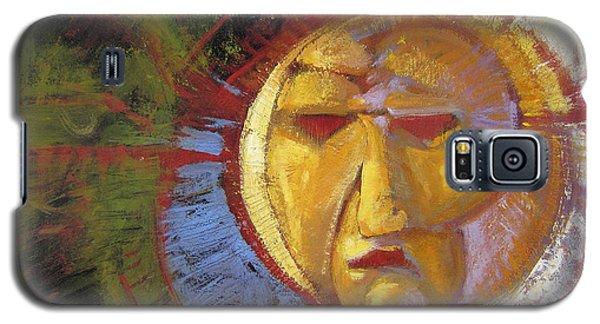 Sun Mask Galaxy S5 Case