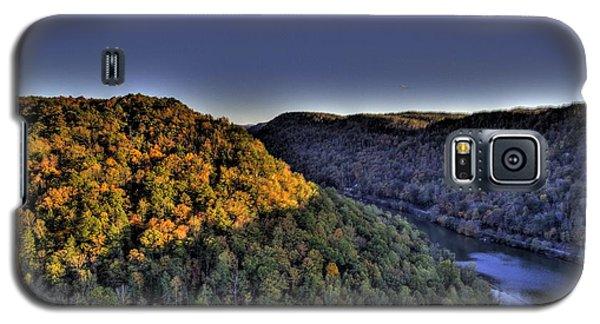 Sun On The Hills Galaxy S5 Case by Jonny D