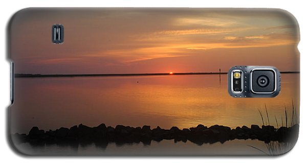 Sun On The Horizon Galaxy S5 Case
