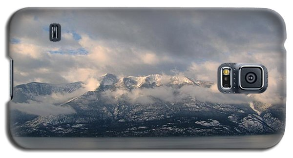 Sun On The Mountains Galaxy S5 Case by Leone Lund