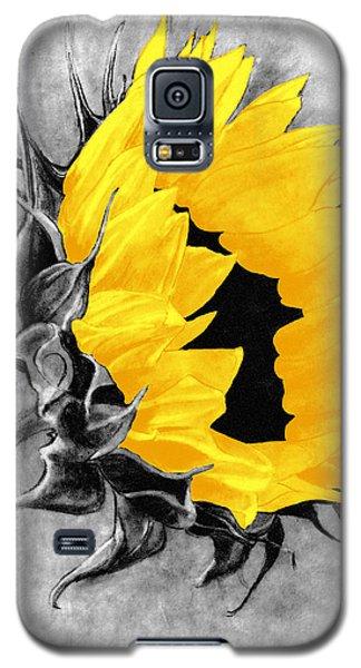 Sun Power Galaxy S5 Case by I'ina Van Lawick
