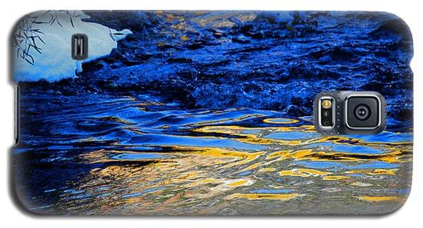 Sun Reflection Galaxy S5 Case by Silke Brubaker