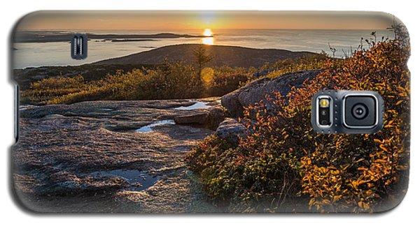 Sun Rise Shock Galaxy S5 Case