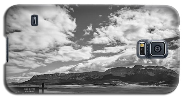 Sun River Wildlife Management Area Galaxy S5 Case