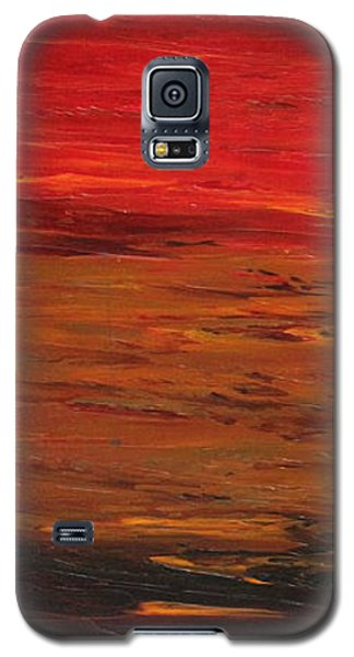 Sun Shade 1 Galaxy S5 Case
