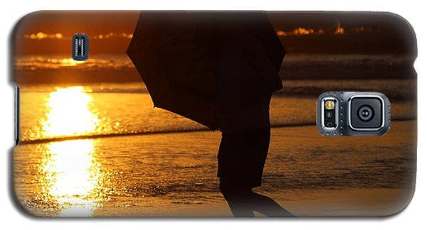 Galaxy S5 Case featuring the photograph Sun Shield by Nathan Rupert