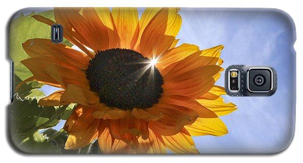 Sun Sparkle Galaxy S5 Case