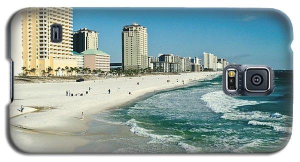 Sun Surf Sand And Condos Galaxy S5 Case
