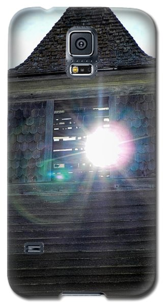 Sun Through The Steeple-by Cathy Anderson Galaxy S5 Case