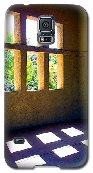 Sun Thru Windows Adobe Architecture Galaxy S5 Case