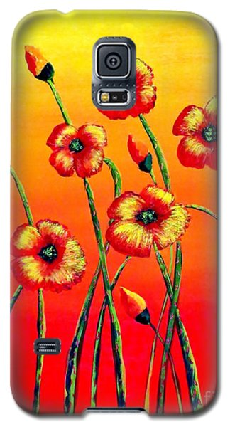 Sun Worshipers Galaxy S5 Case by Tim Townsend