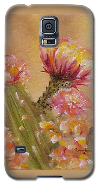 Sun Worshipper Galaxy S5 Case by Judith Rhue